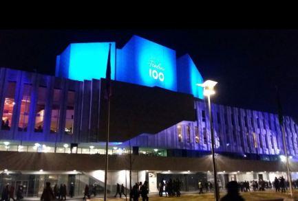 Finland 100 Sibelius Talo
